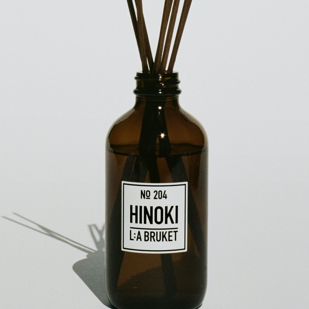 L:A Bruket Room Diffuser 200ml Hinoki