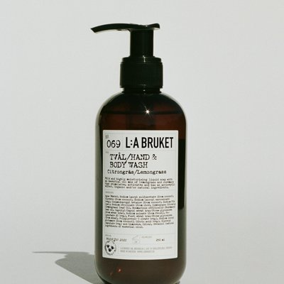 L:A Bruket Hand & Body Wash LG 240ml