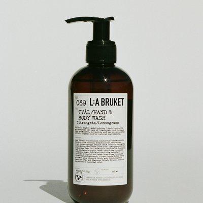 L:A Bruket Hand & Body Wash LG 250ml