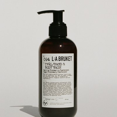 L:A Bruket Hand & Body Wash SRL 240ml