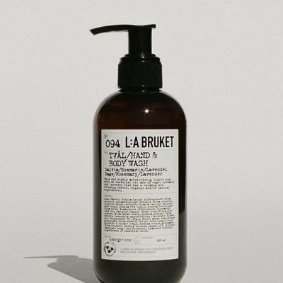 L:A Bruket Hand & Body Wash SRL 250ml