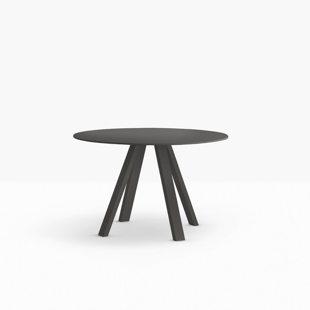 Pedrali Table base ARKI-BASE + HPL laminate top - SHOWROOM MODEL