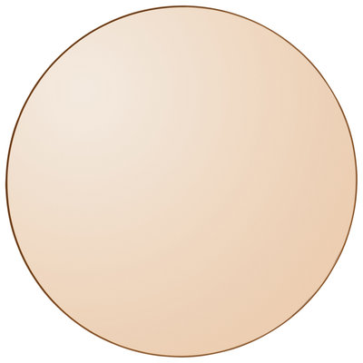 AYTM CIRCUM mirror L amber