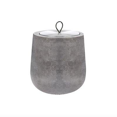 Hypsoé Dark Grey Stone Holder