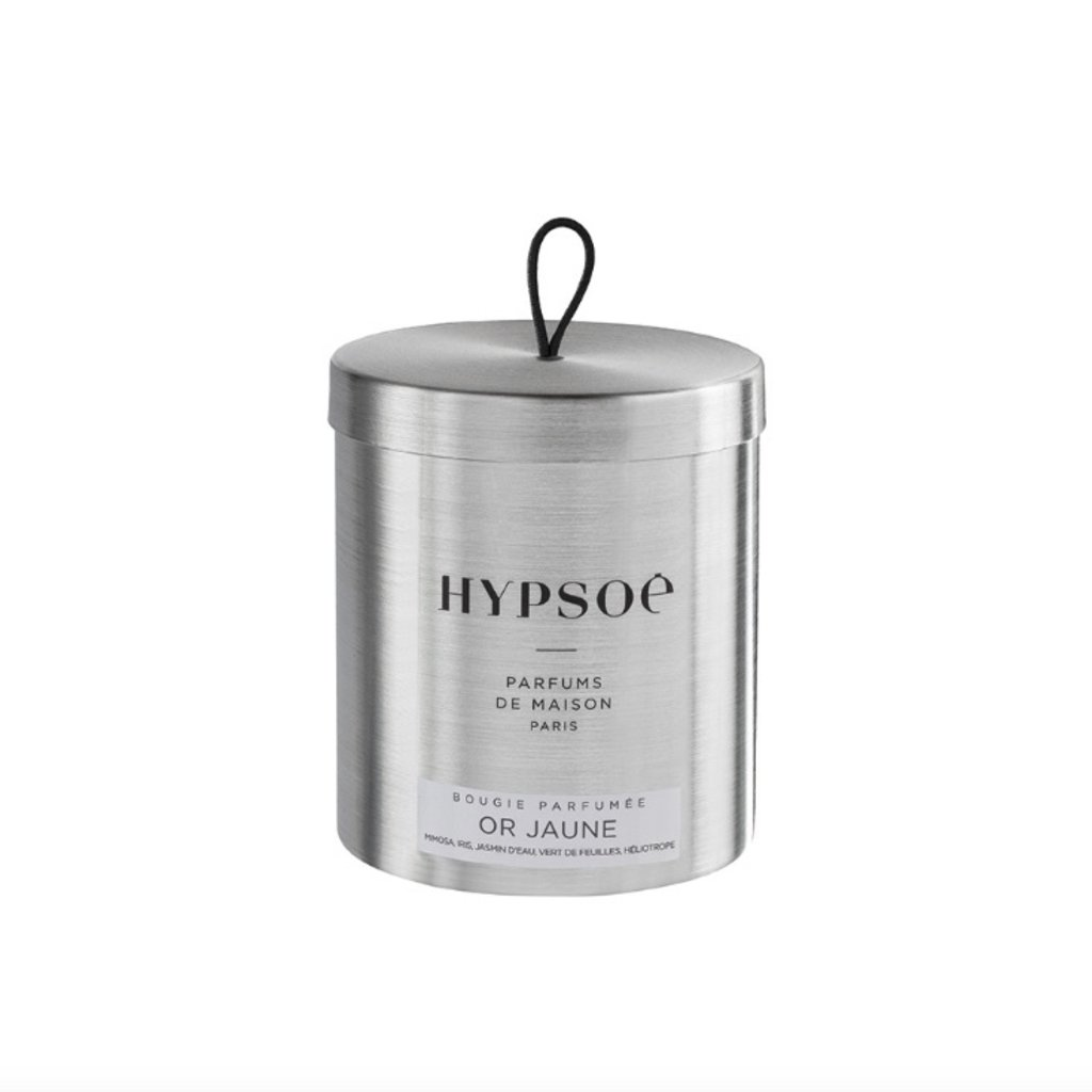 Hypsoé Refill in a metal box - OR JAUNE