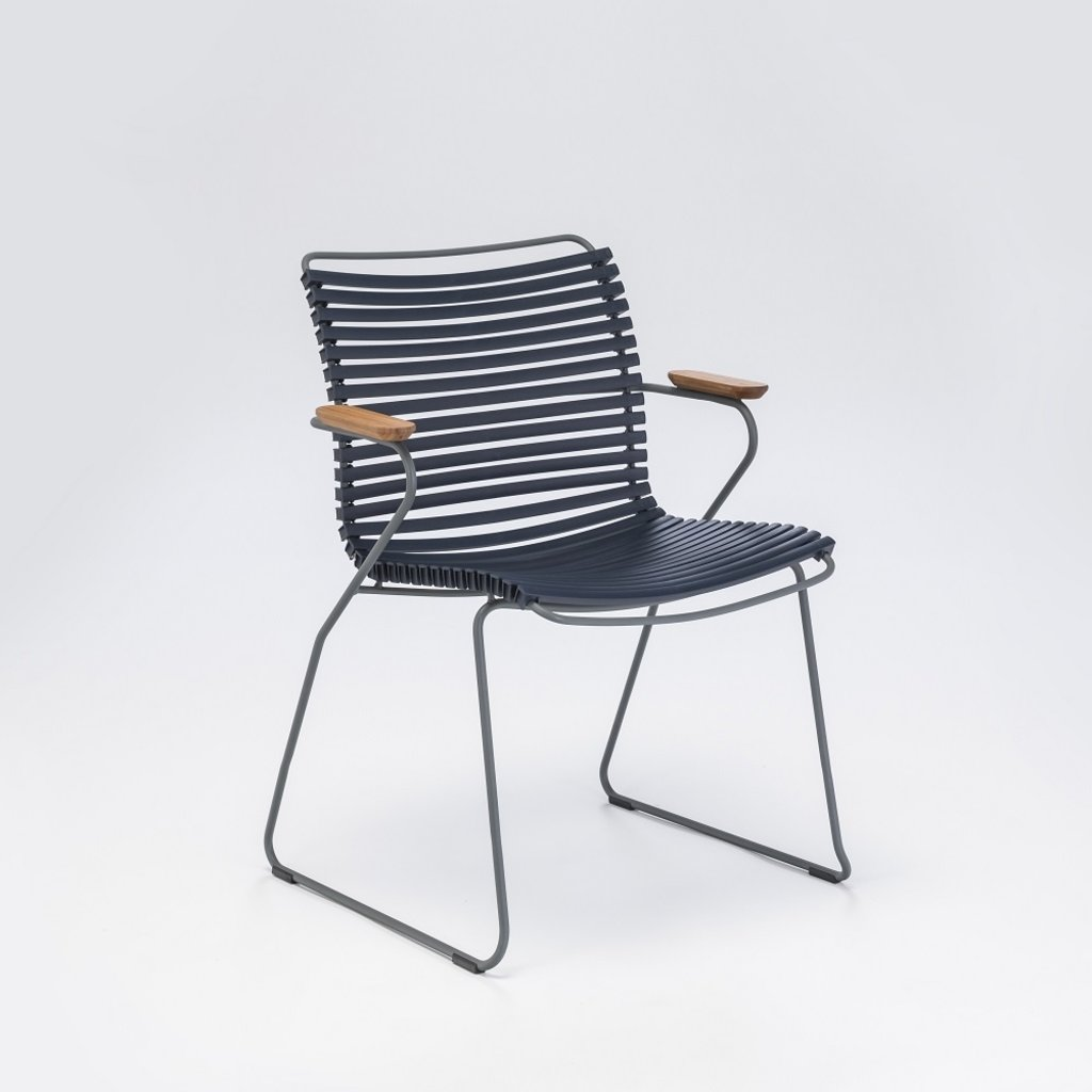 Houe Click Dining Chair with armrests