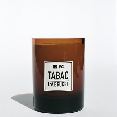 L:A Bruket Scented Candle 260g Tabac