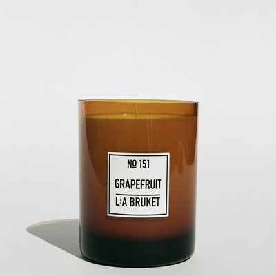 L:A Bruket Scented Candle 260g Grapefruit