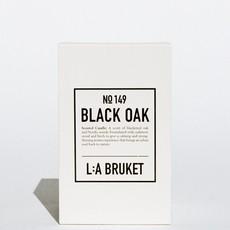 L:A Bruket Scented Candle 260g Black Oak
