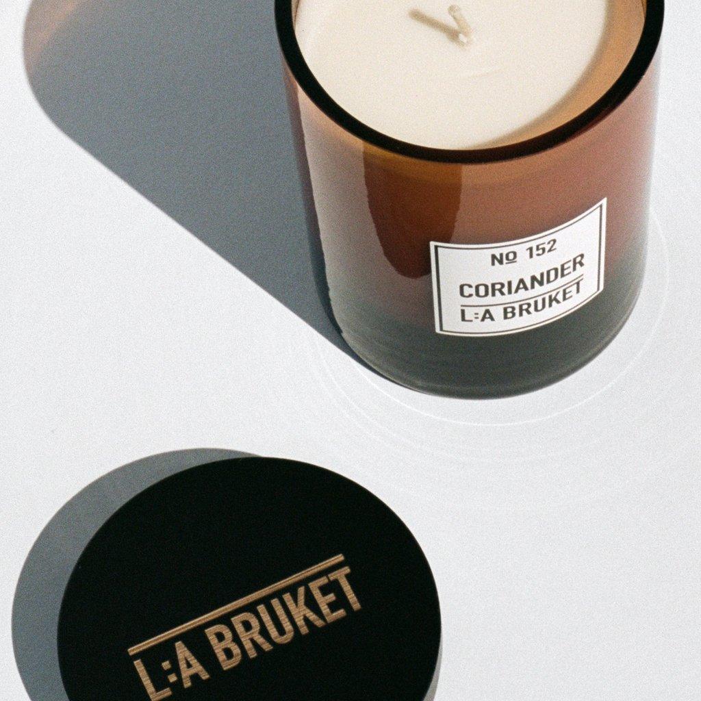 L:A Bruket Scented Candle 260g Coriander