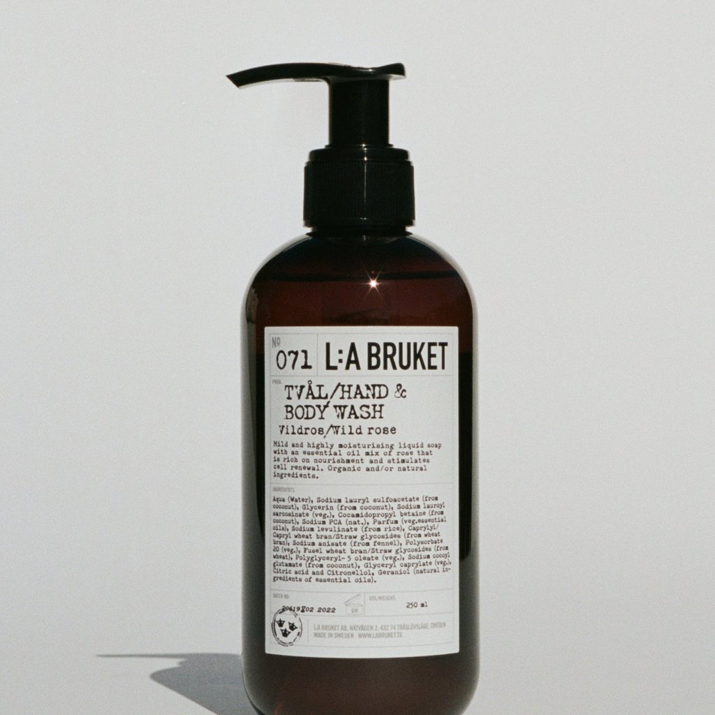 L:A Bruket Hand & Body Wash WR 250ml