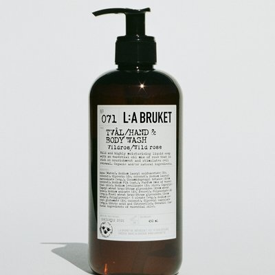 L:A Bruket Hand & Body Wash WR 450ml