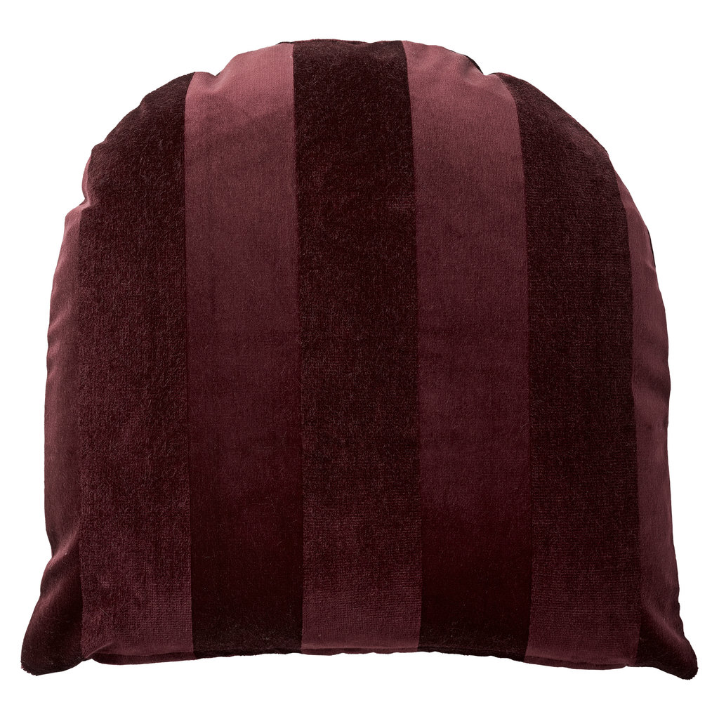 AYTM ARCUS cushion Bordeaux