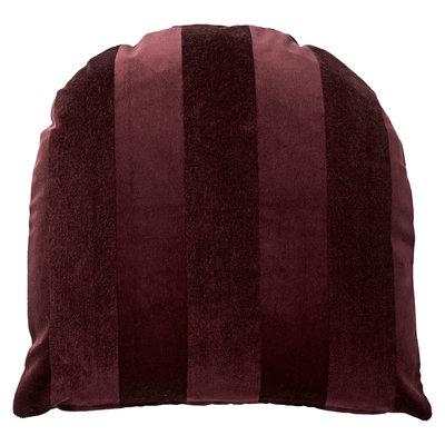 AYTM ARCUS cushion Bordeaux