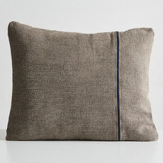WOUD Canvas cushion Terra beige