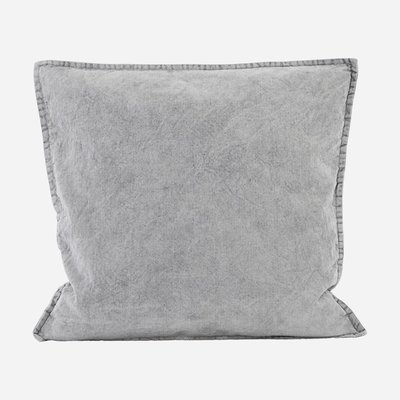House Doctor Pillowcase - Cur, Grey