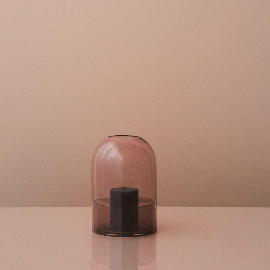AYTM TOTA lantern L Rose Black