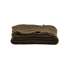 House Doctor Plaid - Solid, Brown