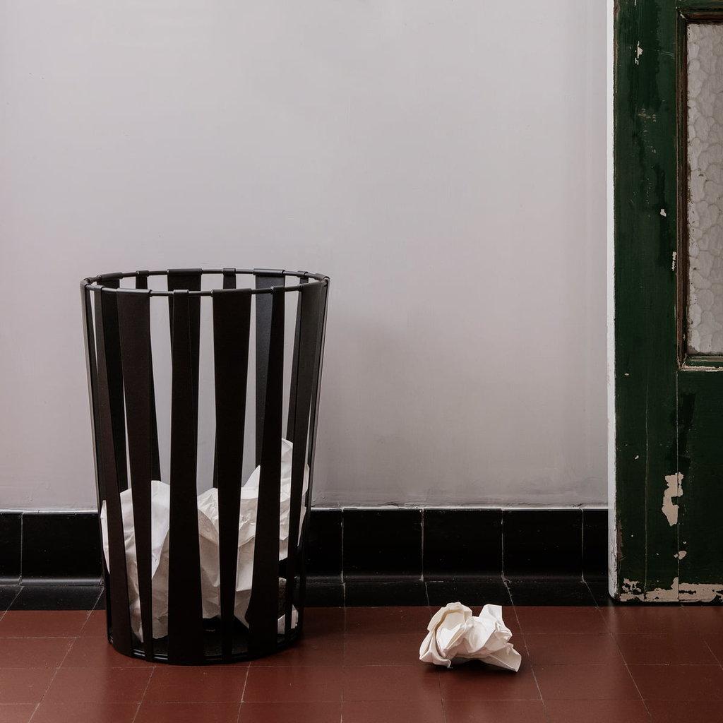 Ferm Living Rob Basket - Black