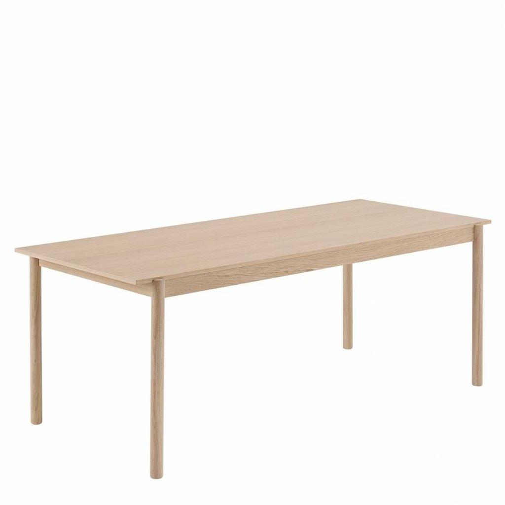 Muuto Linear Wood Table
