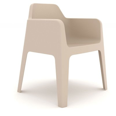 Pedrali Armchair PLUS, sand - SHOWROOM MODEL