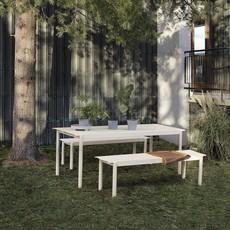 Muuto Linear Steel Table White 140x75cm - SHOWROOM MODEL