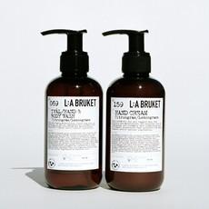 L:A Bruket Duo Kit H&B Wash / Body Lotion LG 2x200ml