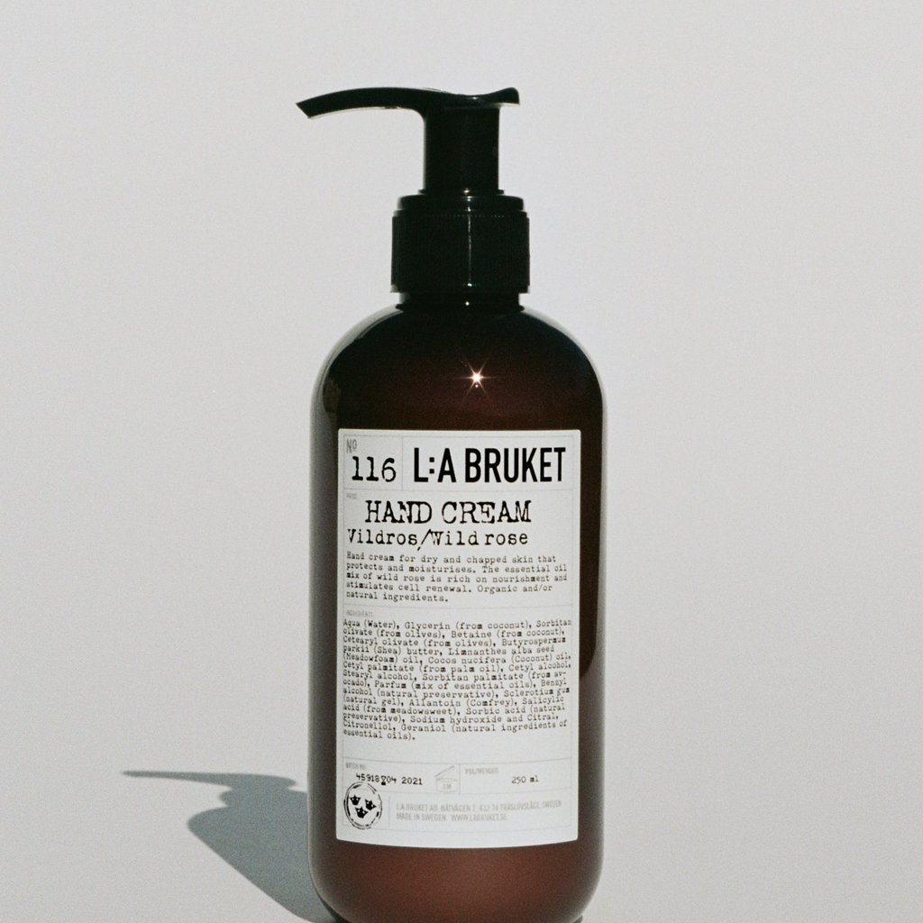 L:A Bruket Hand Cream WR 250ml