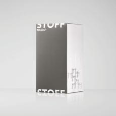 STOFF Nagel STOFF Nagel candle holder set with 3 pcs 6,5 x 10,2 CHROME