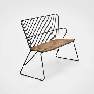 Houe PAON Bench, Black - SHOWROOM MODEL