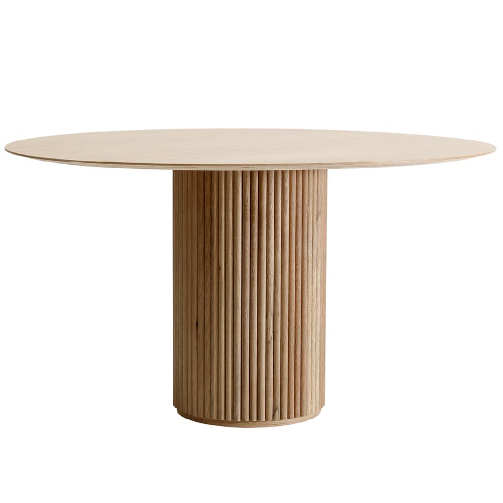 Asplund Palais Royal Dining Table Solid oak 130cm