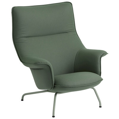 Muuto Doze Lounge Chair - Forest Nap DUSTY GREEN952