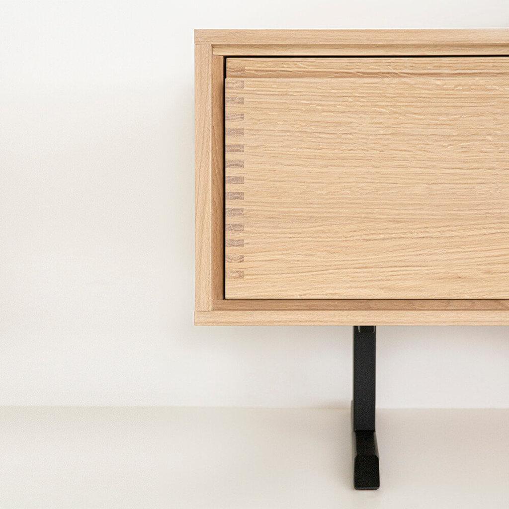 STUDIO HENK Dressoirs The Dresser 31 - Eik olie naturel light