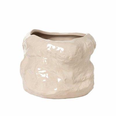 Ferm Living Tuck Pot - Cashmere
