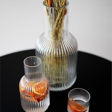 Fest Amsterdam Otis vase S transparent