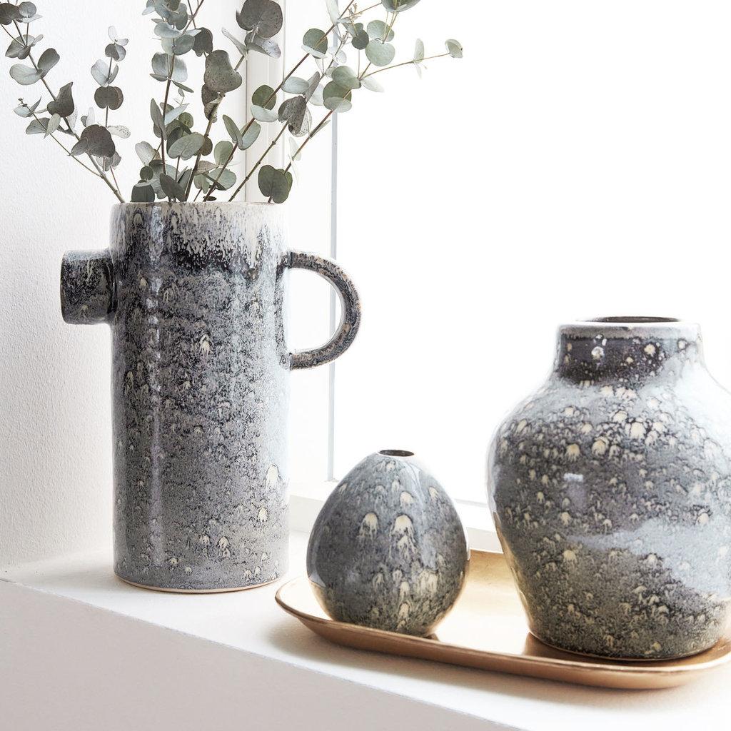 House Doctor Vase - Baby, grey blue