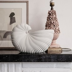 Ferm Living Shell Pot - Off White