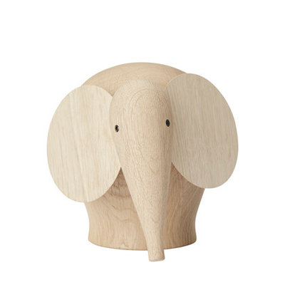 WOUD Nunu elephant Medium