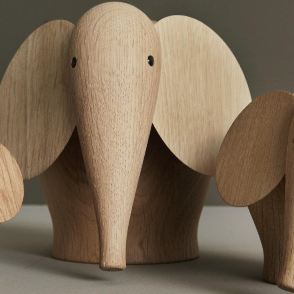 WOUD Nunu elephant Medium