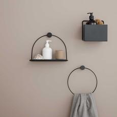 Ferm Living Bathroom Shelf - Black