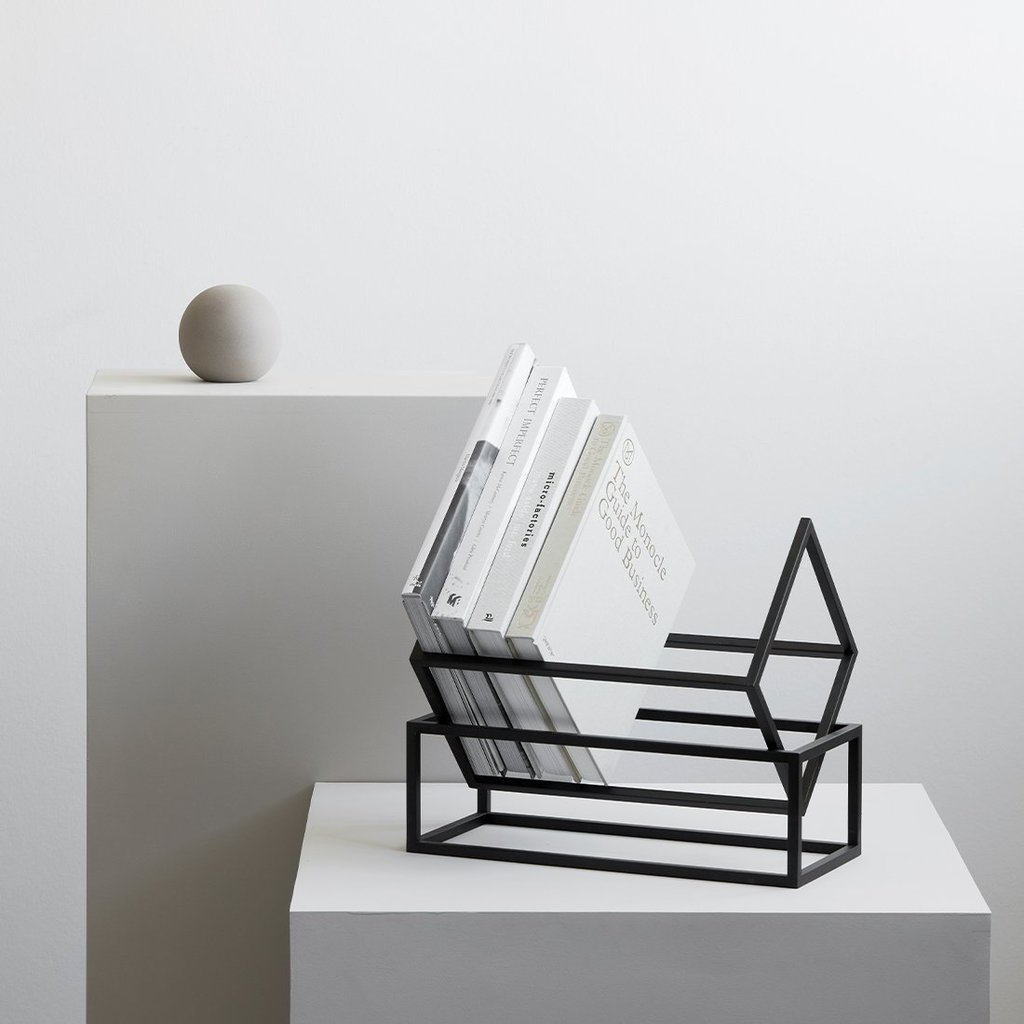 Kristina Dam Book Keeper - Black