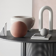 Kristina Dam Cupola Sculpture - Earthware
