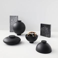 Kristina Dam Wooden Sphere XL  - Black