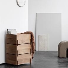 Kristina Dam Stack Storage Box (Set of 3)
