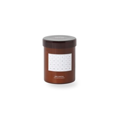 Ferm Living Scented Candle - Christmas Calendar