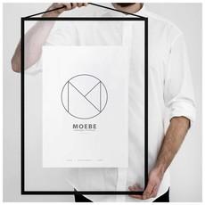 Moebe Frame A2 - Black