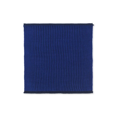 Ferm Living Twofold Organic Cloth - Set of 2 (Dblue)