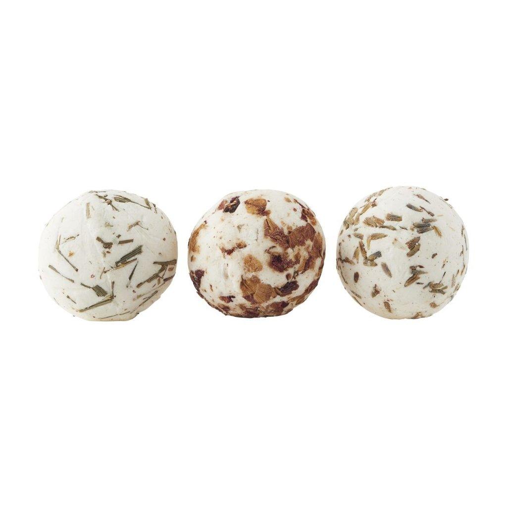 Meraki Shea butter Bath bomb - Rose