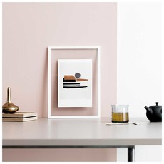 Moebe Frame A2 - White