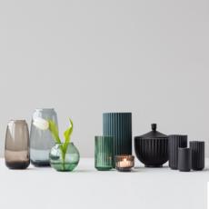 Lyngby Porcelæn Lyngbyvase H20,5 copenhagen green porcelain